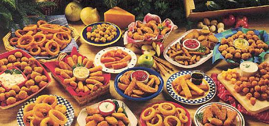 9 alimentos que fazem mal - Frituras