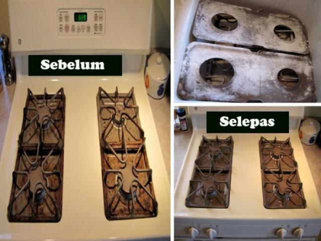 cuci dapur masak, sental dapur masak, bersihkan dapur masak, hud dapur, cuci hud dapur