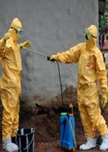 positivo al Virus Ebola