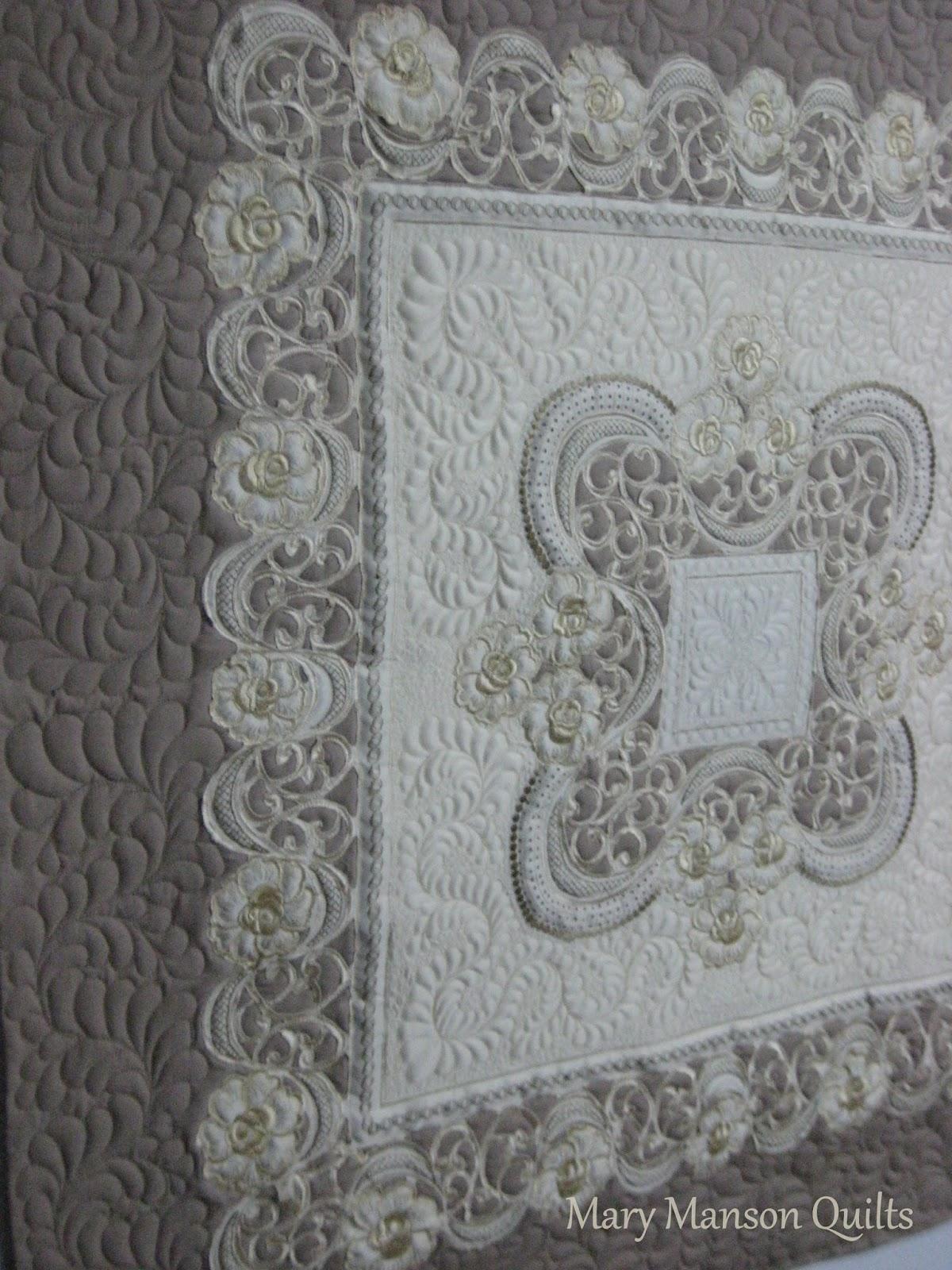 Homemade Wedding Quilts