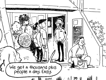 David Ziggy Greene Cartoon