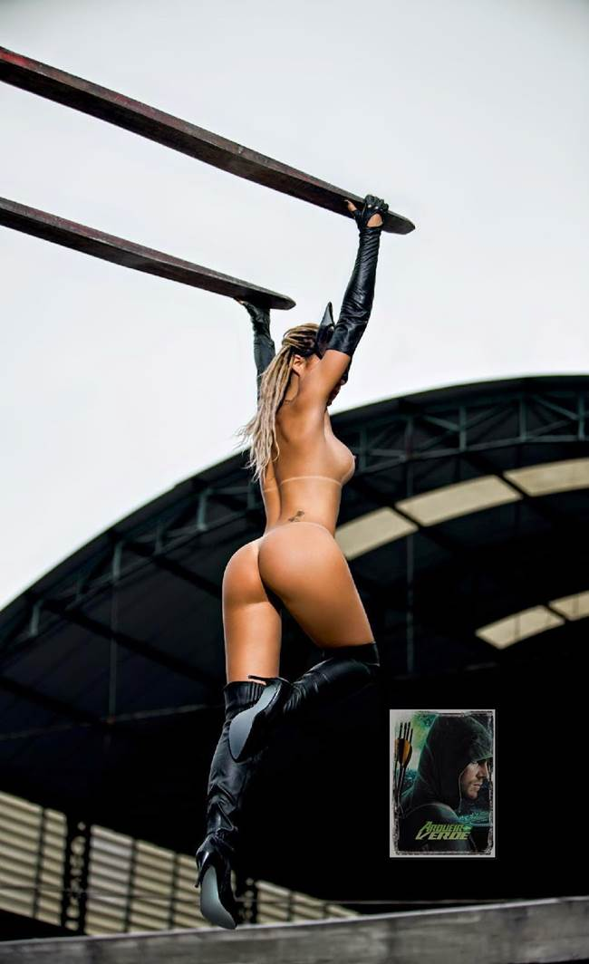 "Fernanda Lacerda ""Mendigata"" pelada nua na Playboy 28"