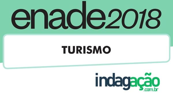 prova-turismo-enade-2018-com-gabarito