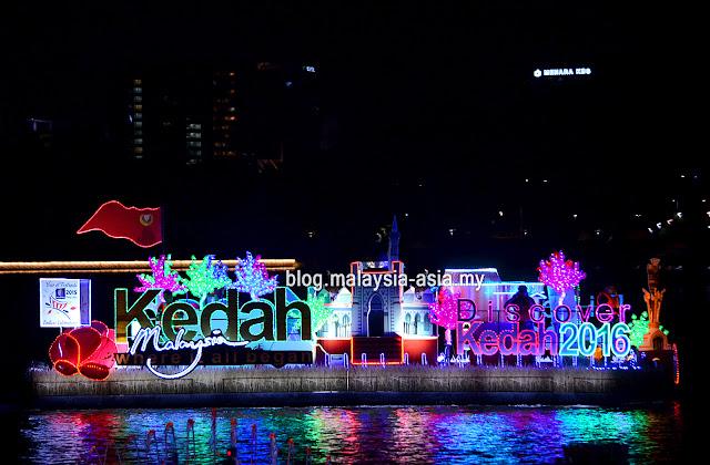 Kedah Tourism Float