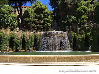 villa deste guia roma portugues fonte ovato - Villa D'Este em Tivoli com guia em português