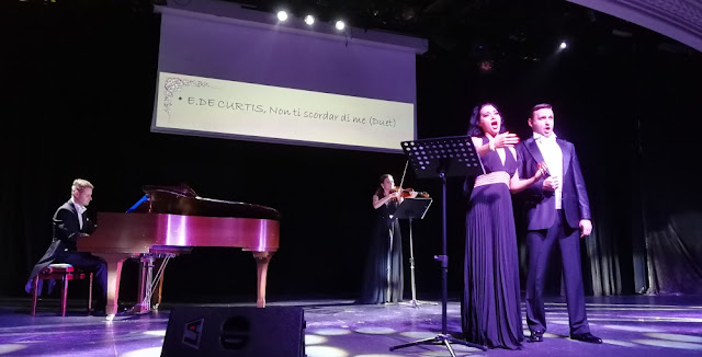 MSC Armonia - Klassisches Konzert im Theater
