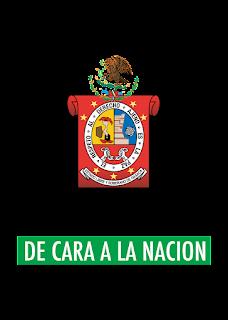 Oaxaca de Cara a la Nación Logo Vector