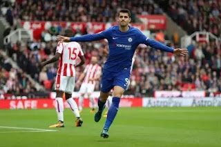 Morata almost lost wife due to losing penalty against Arsenal