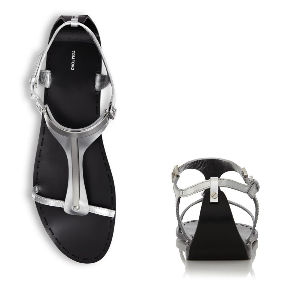 Tom Ford Flat Sandals for $1100 | The Most Expensive Flat Shoes