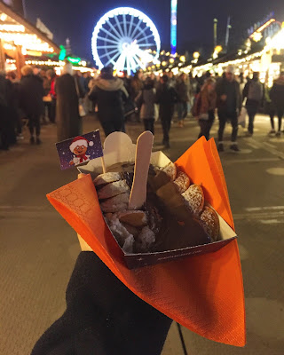 Hyde Park's Winter Wonderland