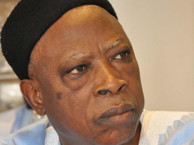 Image result for Abdullahi Adamu senate