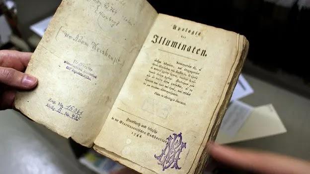 Книги об иллюминатах