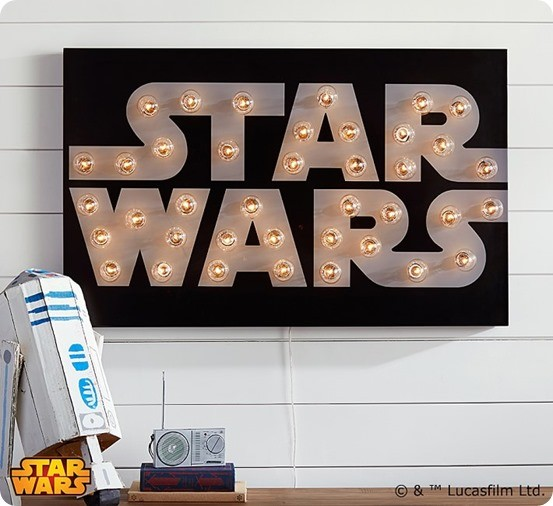 star wars wall designs and art