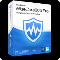 تحميل Wise Care 365 PRO لتنظيف وحماية الكمبيوتر Free