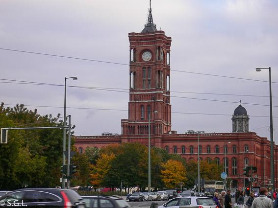 Ayuntamiento de Berlin