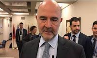 Μήνυμα Μοσκοβισί ενόψει Eurogroup: Πρέπει να καταλήξουμε σε συνολική συμφωνία