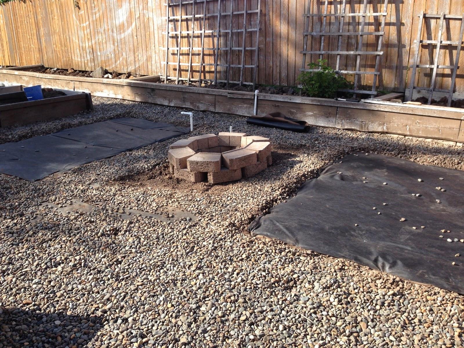 The Grimmett's: Errands, Heat Wave, and Yard Work