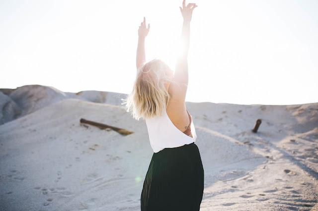 5 façons d'être heureux