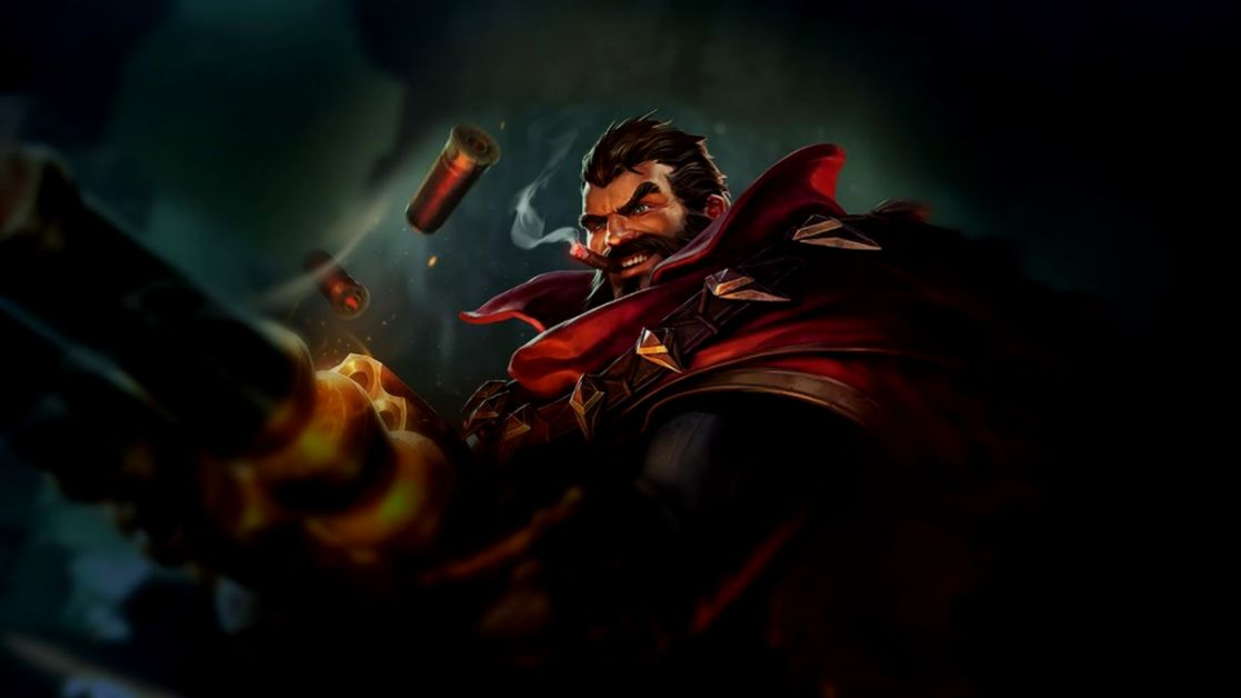 Malcolm Graves Outlaw League Of Legends Top Wallpapers