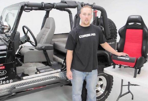2017 Jeep Wrangler Corbeau