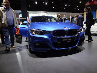 New BMW 3-series models