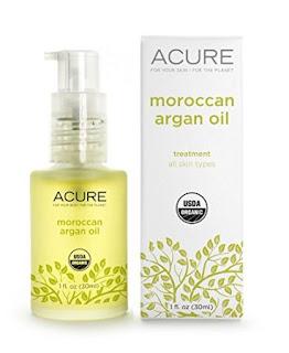 Argan Oil Acne Treatment for Scar Healing