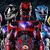 Power Rangers é a marca número um em vendas de figuras de ação