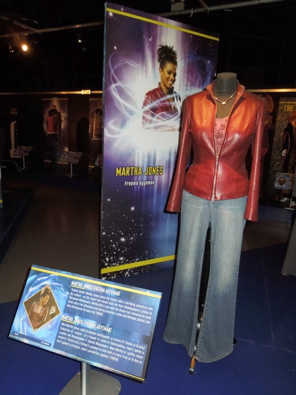 Original Freema Agyeman Martha Jones Doctor Who costume
