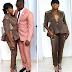 Funke Akindele shares lovely photo with her man
