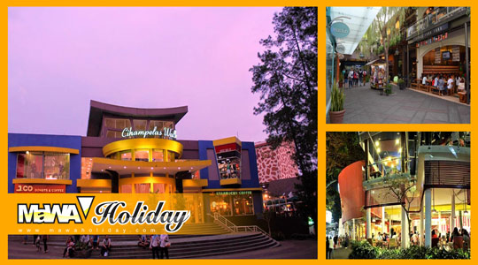 Wisata Belanja di Bandung Rekomendasi Pusat Perbelanjaan
