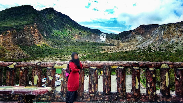 Kawah Gunung Papandayan Garut