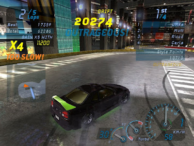 Download Need For Speed Underground 1 Highly Compressed Game For PC