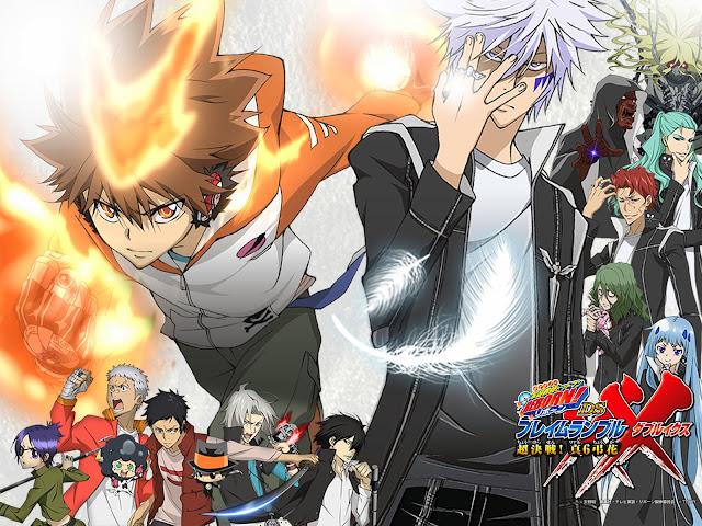 Katekyo Hitman Reborn! Ranking VSA Animeanime