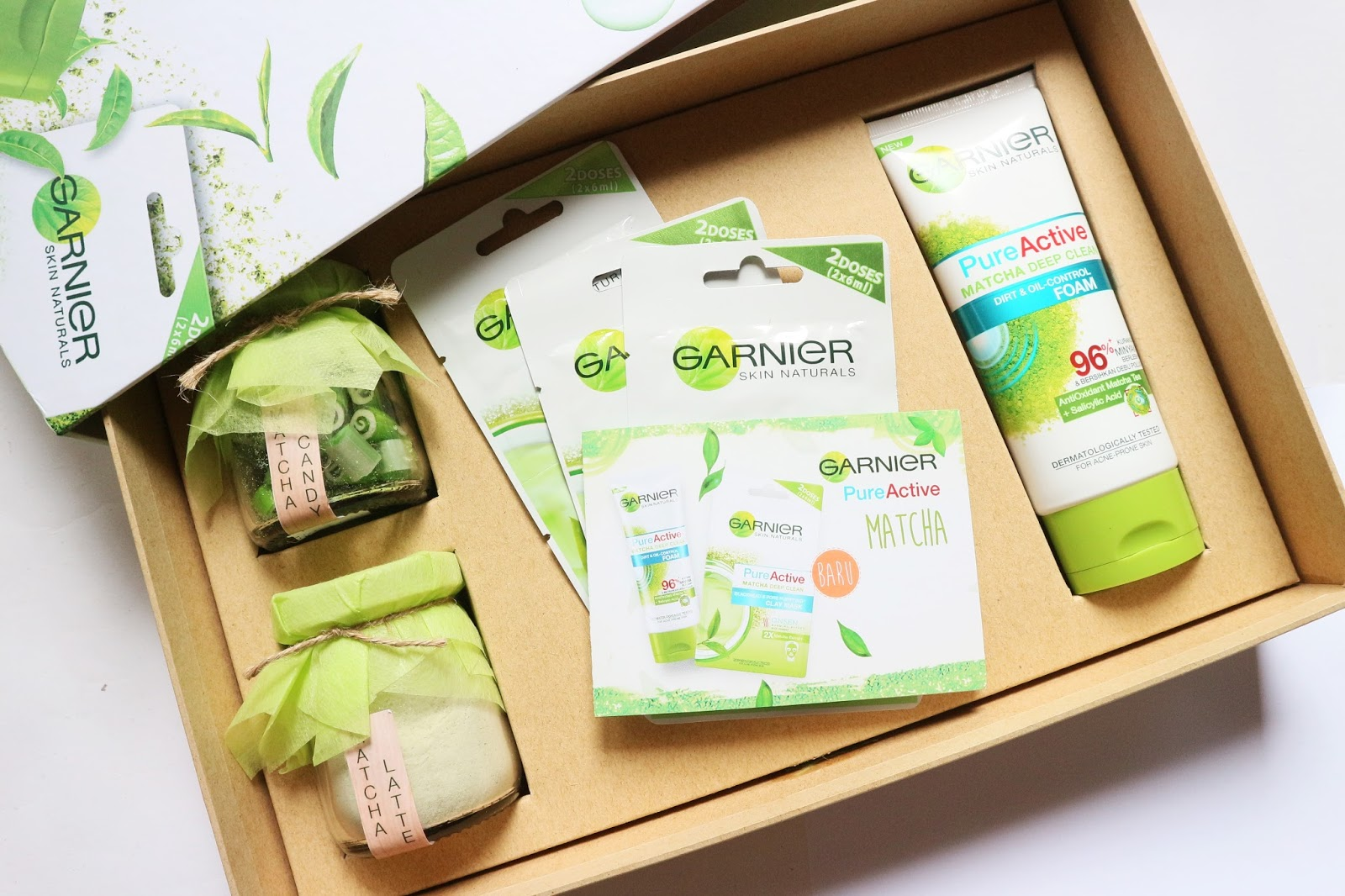 garnier pure active review indonesia