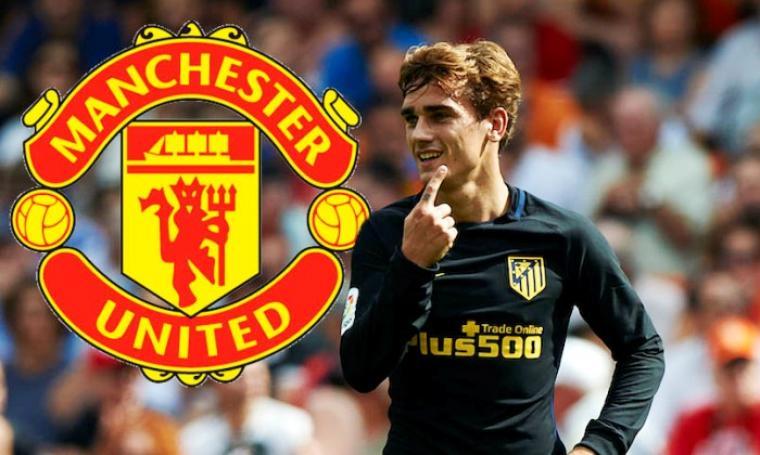 Antoine Griezmann tidak ingin bergabung bersama Manchester United