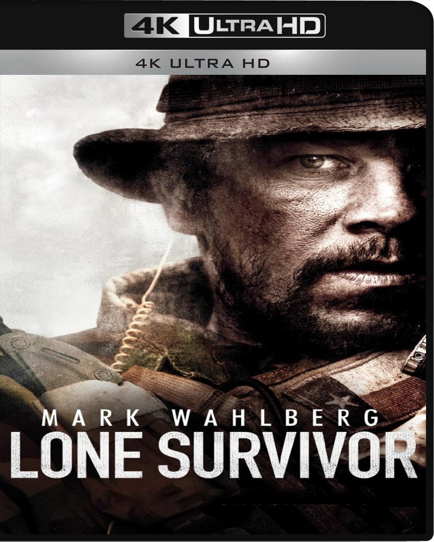 Lone Survivor [2013] [UHD] [2160p] [Latino]