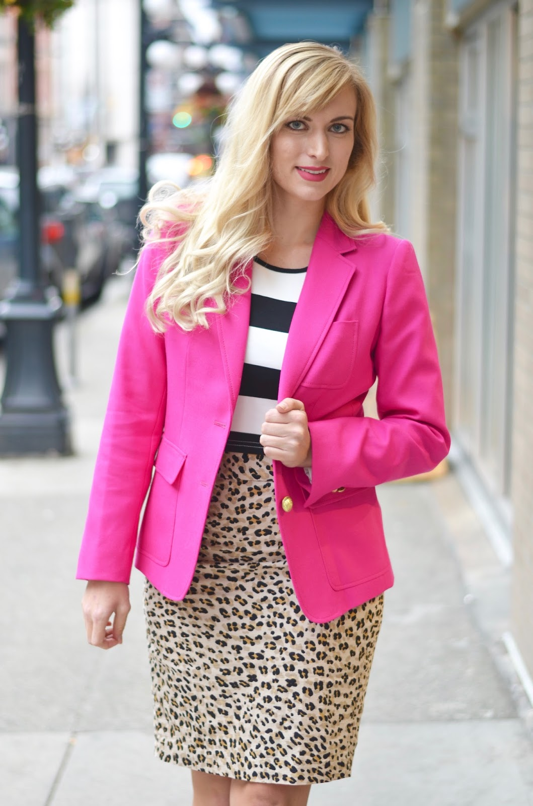 elle woods office outfit inspiration