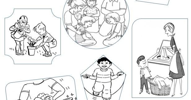 LDS ACTIVITY IDEAS: I Can Do Many Things