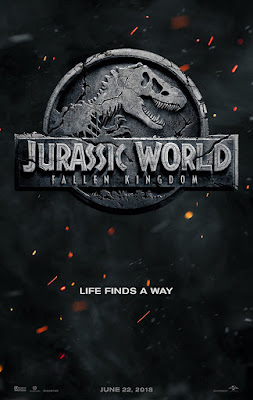 Póster de 'Jurassic World: Fallen Kingdom'