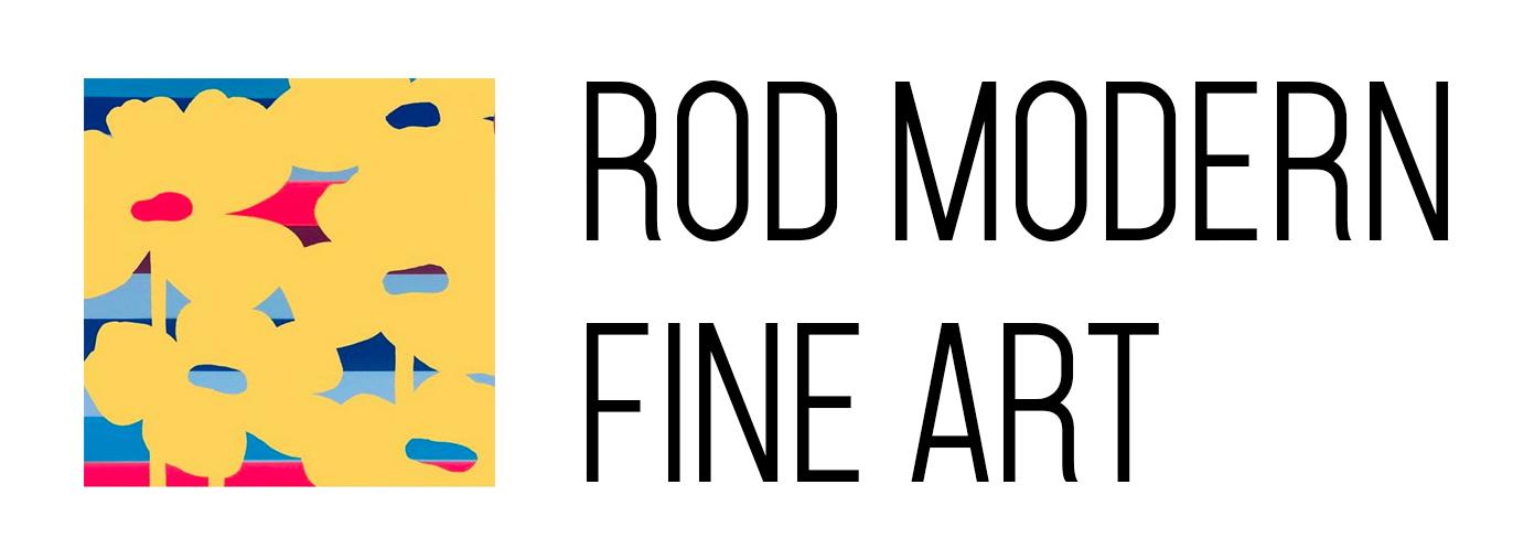 Robert R Fine Art Modern Abstract Paintings Original Art Wall Home