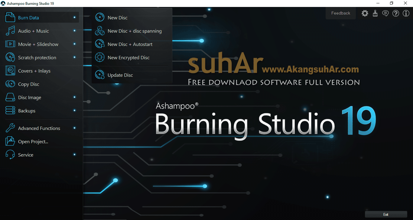 Free Download Ashampoo Burning Studio Final Full Crack, Ashampoo Burning Studio Full Activation Code, Ashampoo Burning Studio Plus Serial Number