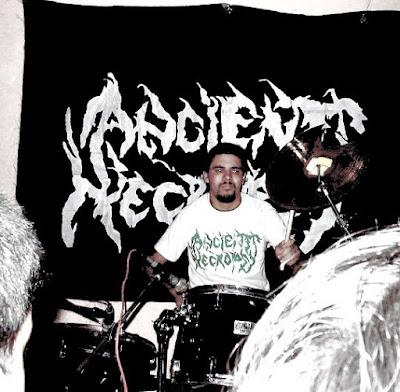 uno de los bateristas del metal extremo mas importantes de colombia