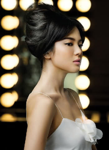Prom Hairstyles Wedding Formal Updo And Bridal Korean