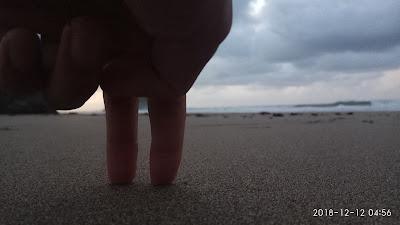 Pantai Kondang Iwak Malang