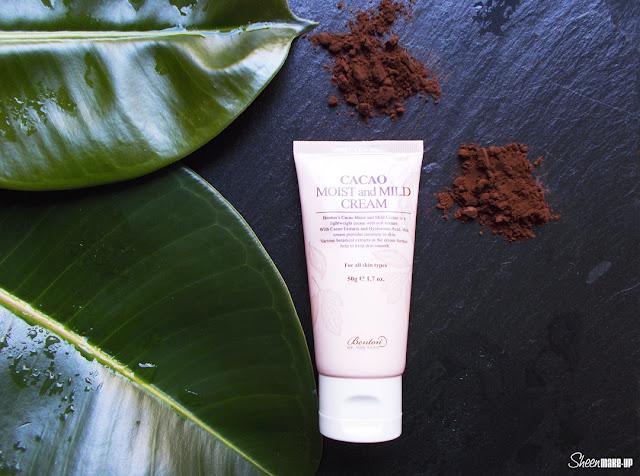 Benton, Cacao Cream, Theobrema Cacao