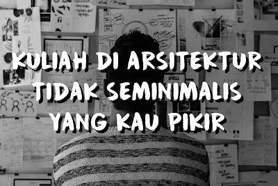 Kuliah jurusan arsitektur, Reyhan Ismail, Rumah minimalis, Desain rumah minimalis, sarjana arsitektur, wisuda, skripsi