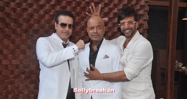 Ravi Behl, Naved Jafyery, Jaaved Jaafery