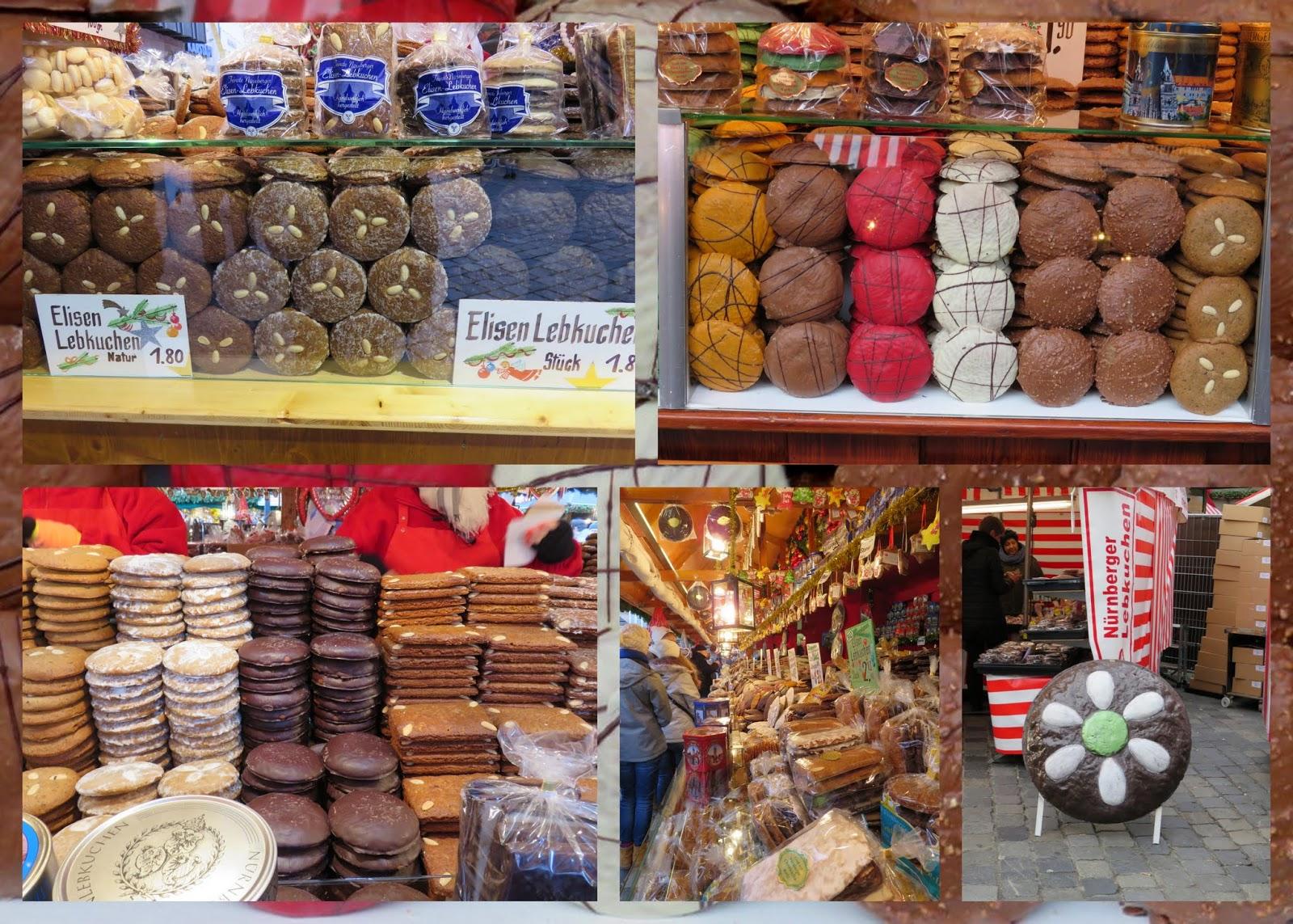 Nuremberg Christmas Market - Lebkuchen
