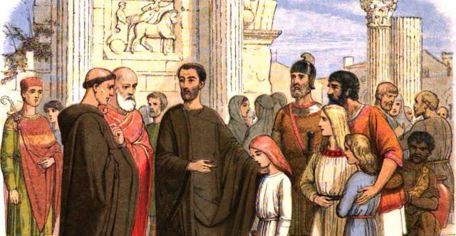 Peregrini y Derecho romano