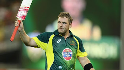 Aaron Finch Biography, Age, Height, Weight